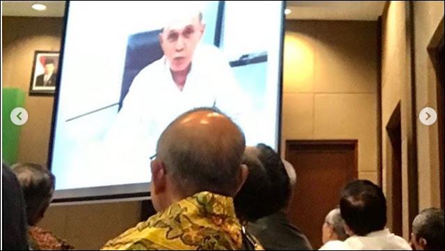 Eks Panglima TNI Turun Tangan Bantu Tangguhkan Tahanan Kivlan Zen