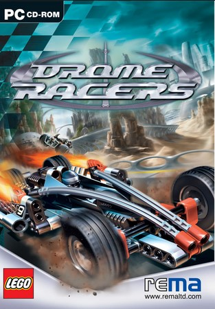 Lego Drome Racers PC Full Descargar 1 Link