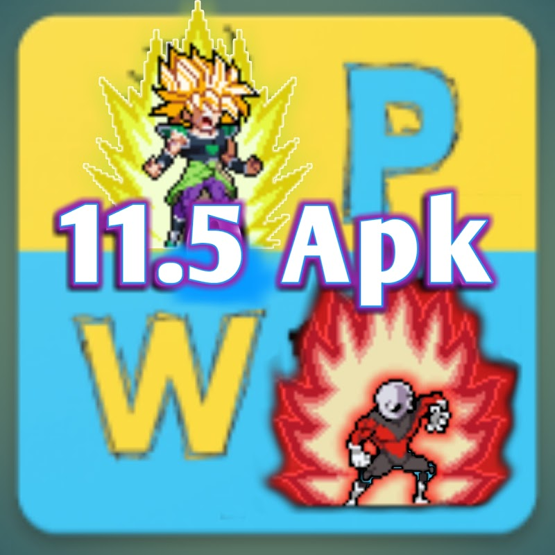 Power Warriors 11.5 Apk Download With More New Characters
