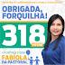 FABÍOLA DA PASTORAL EM FORQUILHA É ELEITA CONSELHEIRA  TUTELA R