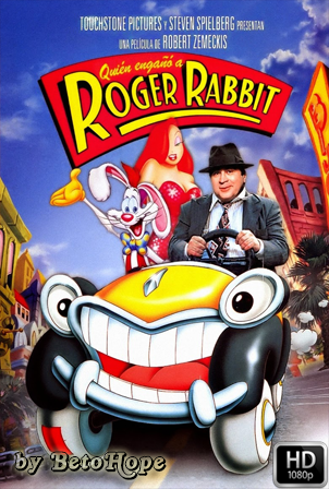 Quien Engaño A Roger Rabbit [1080p] [Latino-Ingles] [MEGA]