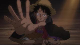 ワンピースアニメ 992話 ワノ国編   ルフィ かっこいい   ONE PIECE Monkey D. Luffy   Hello Anime !