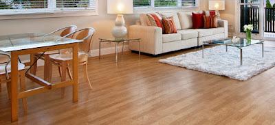 3 reglas de oro para conservar como nuevo tu piso laminado