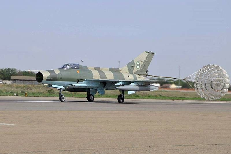 Nigerian Air Force restores old combat aircraft to boost its fleet - Blog Before Flight - Aerospace and Defense News