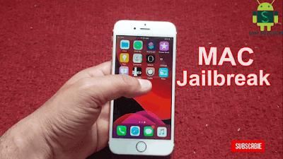 MAC Jailbeak iPhone 6S iOS 13.4.5 With Checkra1n & Install Cydia.