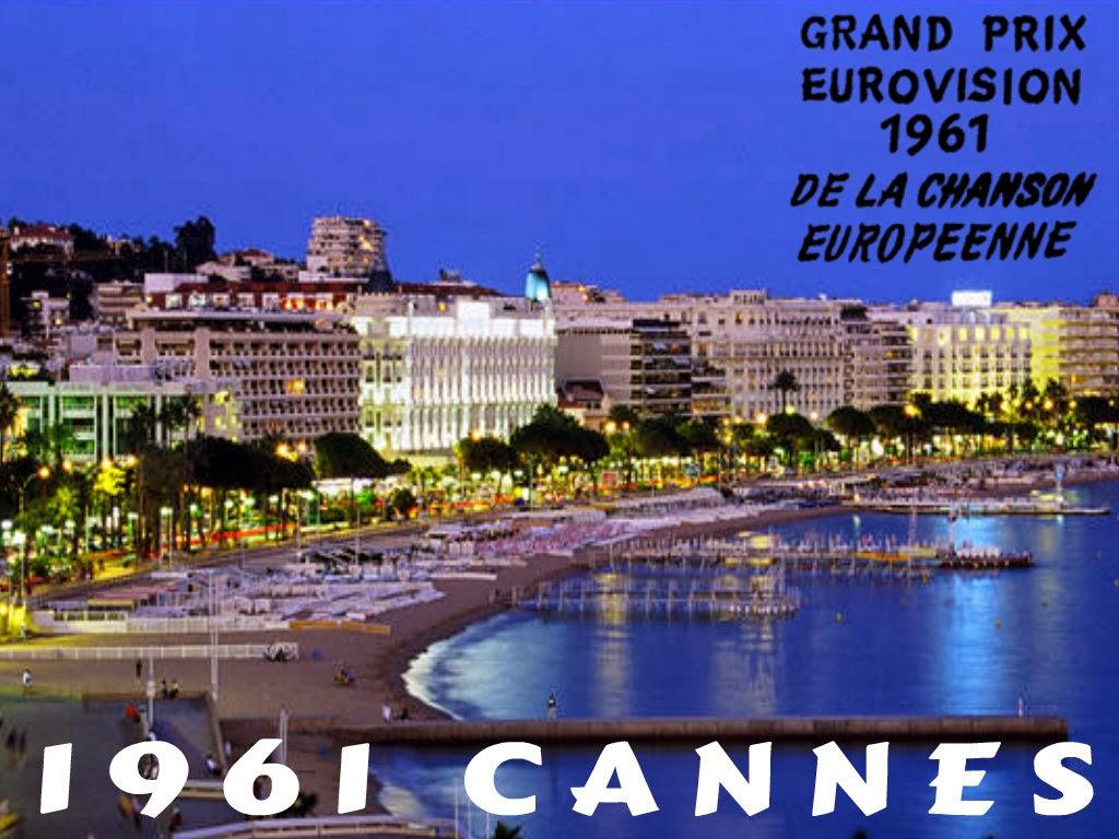 """Résultat de recherche d'images pour """"cannes eurovision 1961"""""""