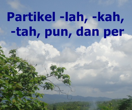 Hasil gambar untuk partikel lah