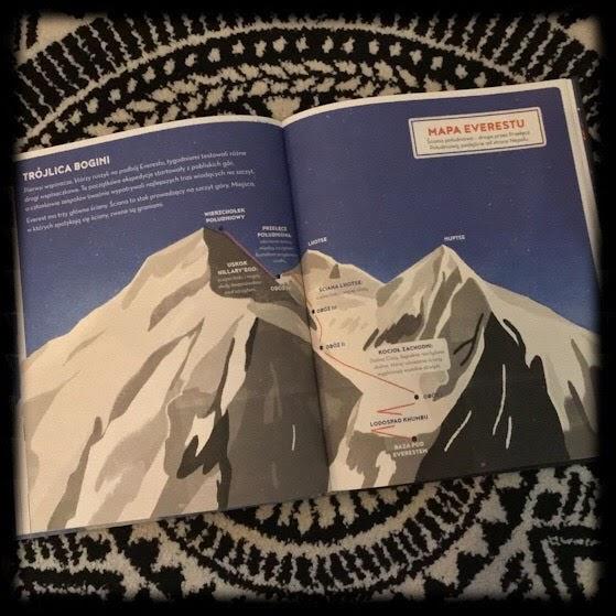 """""""Everest""""  Sangma Francis, Lisk Feng, Wydawnictwo Adamada"""