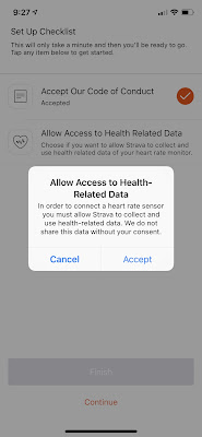 How to connect Fitbit to your Apple Watch, Use the Strava app as a friendly broker