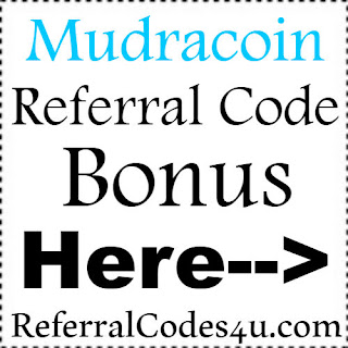 Mudracoin App Referral Code, Mudracoin App Invite Code & Mudracoin App Sign Up Bonus