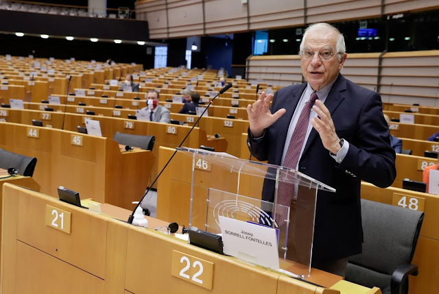 Κόλαφος για την Τουρκία η συνεδρίαση του Ευρωπαϊκού Κοινοβουλίου
