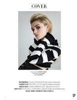Meg Donnelly QP Magazine December 2018 Issue