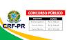 CRF/PR abre concurso público com vagas para nível médio e técnico superior! Até R$ 7.366,13
