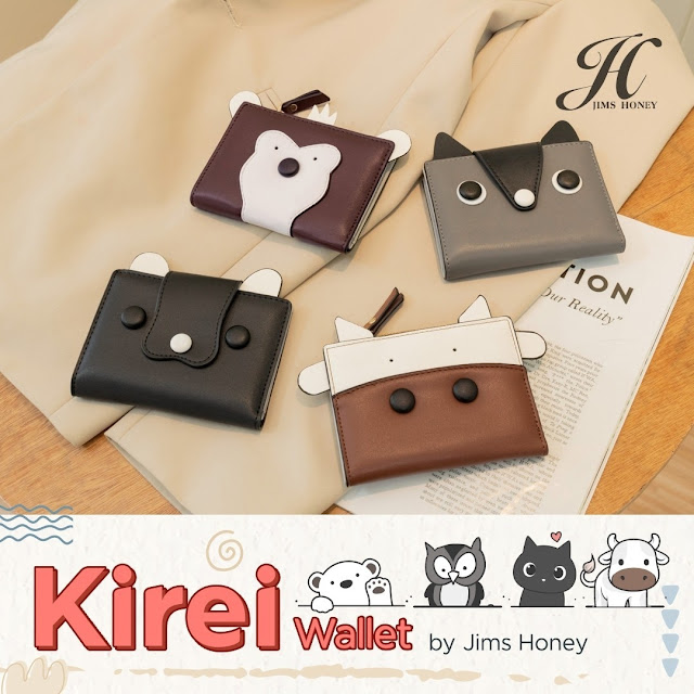 Kirei Wallet Jims Honey
