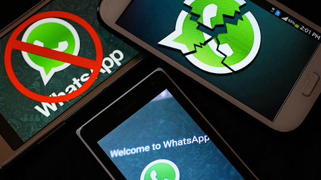 WhatsApp sufre una caída masiva en distintas partes del mundo