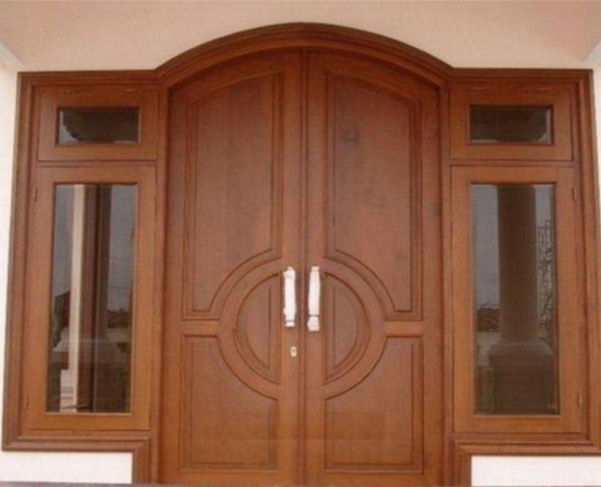 pintu kupu tarung lengkung 1