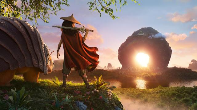 Raya e o Último Dragão ganha seu primeiro trailer dublado