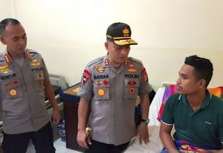 Kapolda Maluku Irjen Pol Baharudin Djafar
