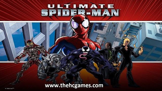Ultimate Spider-Man  High Compress | www.thehcgames.com