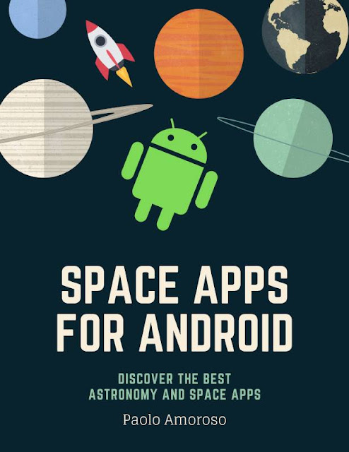 Cover of the book Space Apps for Android: Discover the Best Astronomy and Space Apps
