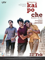 Kai Po Che 2013 720p Hindi BRRip Full Movie Download