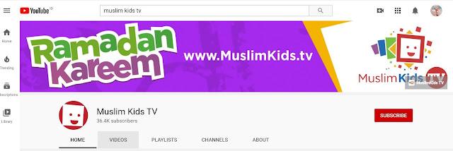 Rekomendasi Channel Youtube Islami untuk Anak