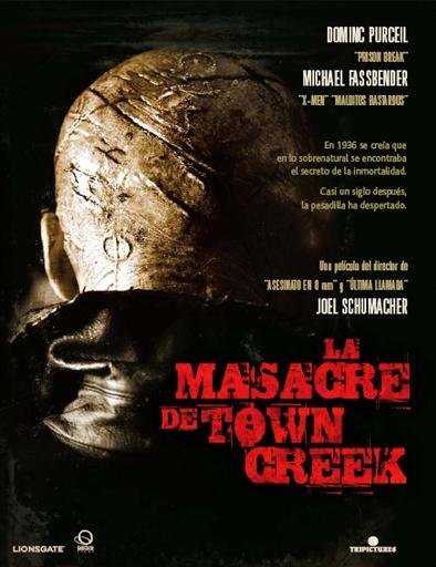 Ver La masacre de Town Creek (2009) Online