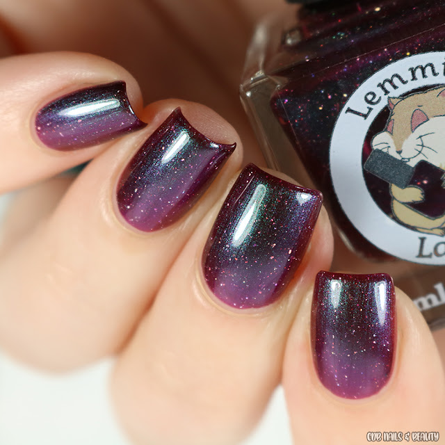 Lemming Lacquer-HalloQueen