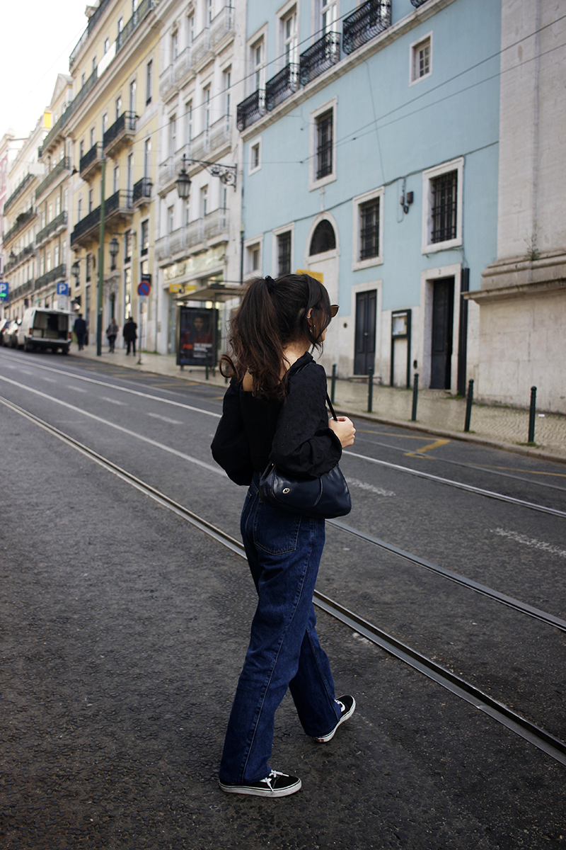 My Favourite Wide-Leg Jeans & Where To Find Them
