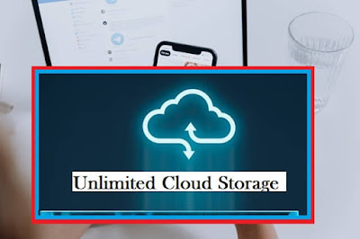 How to get Unlimited Cloud Storage Using Telegram?