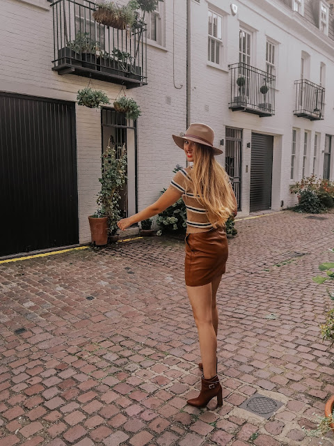 London Blogger Autumn Boho Styling
