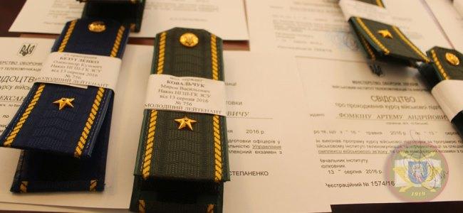курси молодших лейтенантів