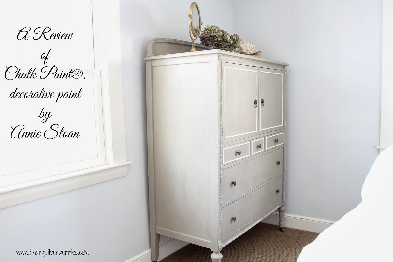 A Chalk Paint Review & The Clifton Armoire - Finding ...