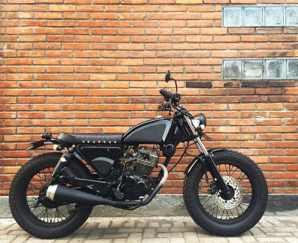 Wallpaper Motor Custom Japstyle Customotto