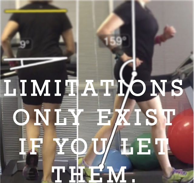 performance limitations next level training gait analysis