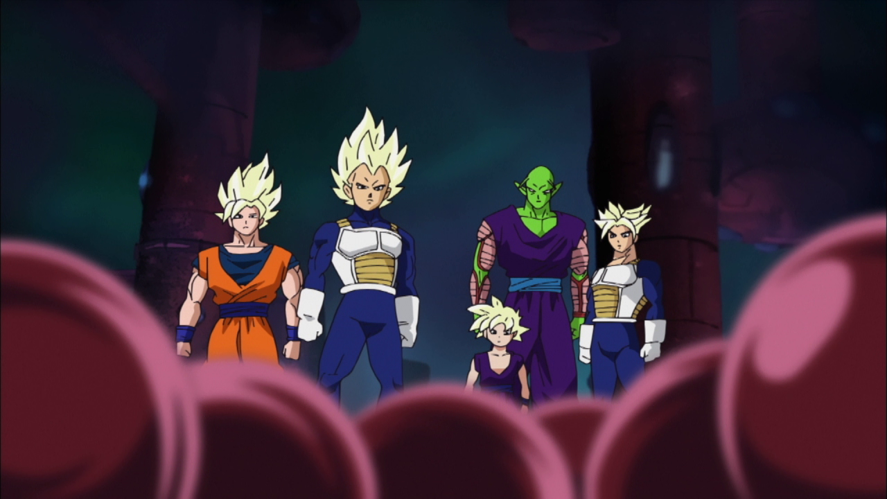 Dragon ball z movie 14 plan to eradicate the saiyans - Call