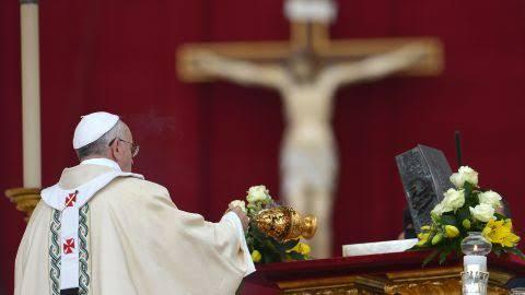 Ternyata Vatikan Juga Tolak Tegas Gagasan Semua Agama Sama