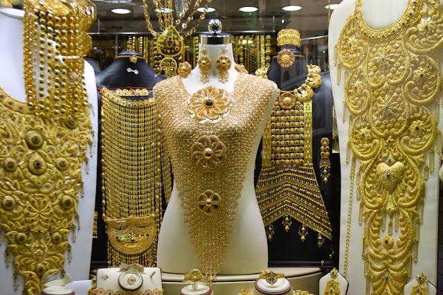 Gold Souk Dubai  -  Dubai Shopping Festival 2017