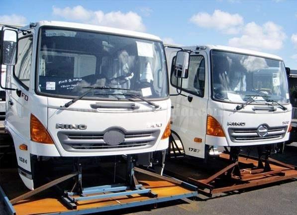 Mua bán cabin xe tải Hino
