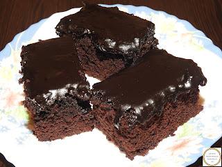 Negresa de ciocolata reteta,