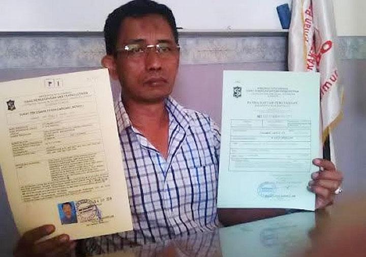 Ulya Abdillah Direktur CV. Tunjang Langit, penyedia barang di Unimed & UPS di DKI Jakarta