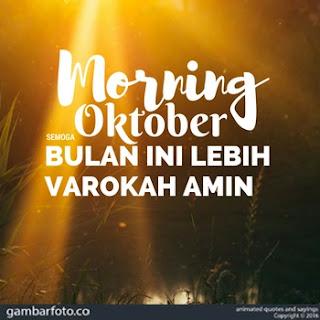 Dp Bbm Selamat Datang Bulan Oktober