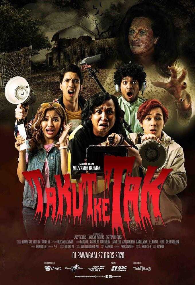 Review Filem Takut Ke Tak