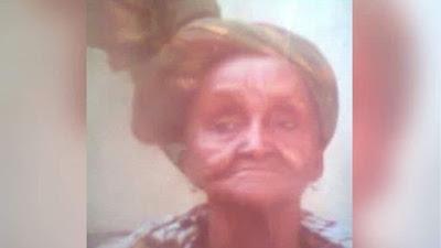 Throwback Photo of President Buhari's Late Mother, Hajiya Zulaihat.