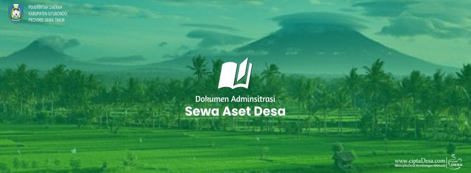Surat Permohonan Calon Penyewa Aset Desa