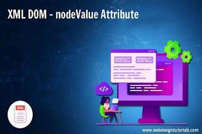 XML DOM - nodeValue Attribute
