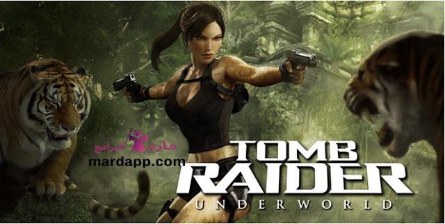 تحميل لعبة تومب رايدر tomb raider underworld للكمبيوتر برابط مباشر ميديا فاير