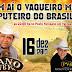 Shows de Mano Vey e  da dupla Pedro Victor e Rafael, no Posto Varzeano, em Várzea da Roça