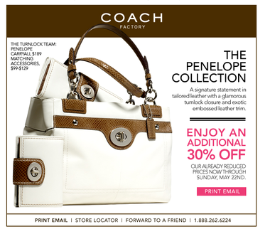 caoch outlet 8v1y  coach printable coupons