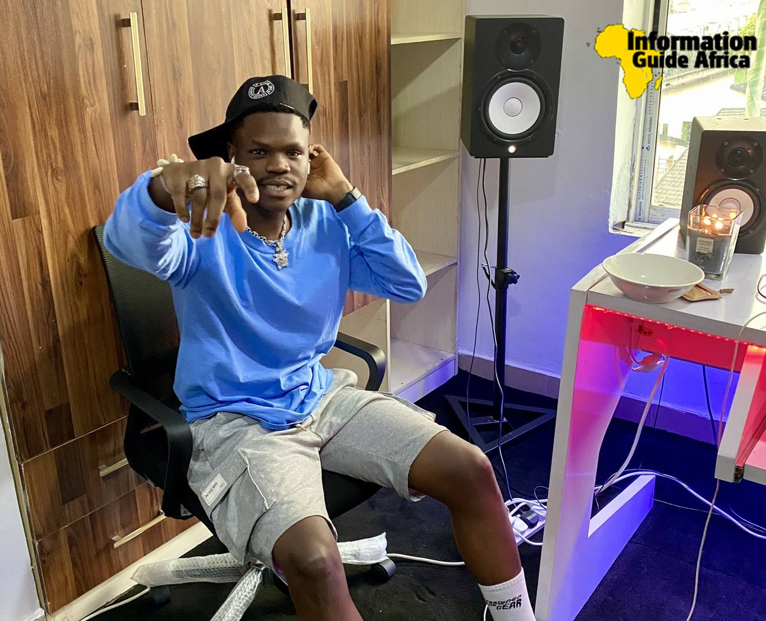 Bad Boy Timz Biography, Age, Early Life, Family, Education, Career And Net  Worth ~ Information Guide Africa